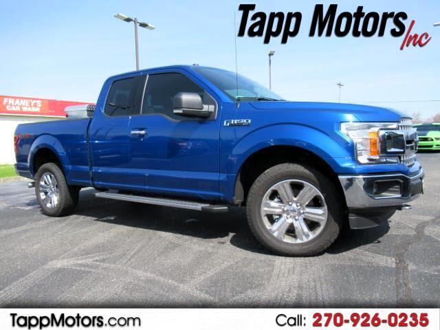 2018 Ford F-150 Lariat SuperCab 6.5-ft. 4WD