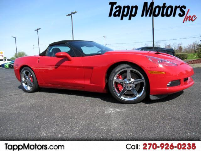 2008 Chevrolet Corvette Convertible LT3