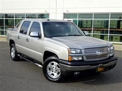 2004 Chevrolet Avalanche