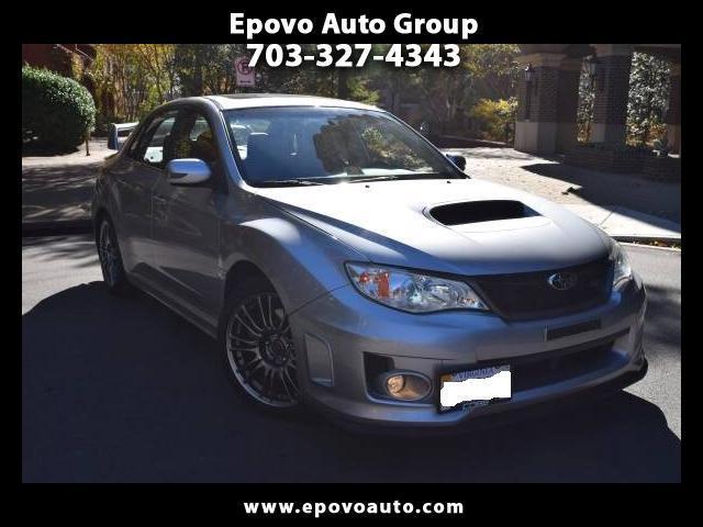 2013 Subaru Impreza WRX STi LIMITED