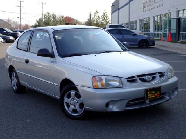 2002 Hyundai Accent GS