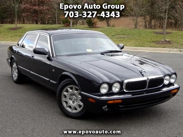 1998 Jaguar XJ Sedan XJ8 L