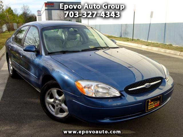 2002 Ford Taurus SES WITH LEATHER