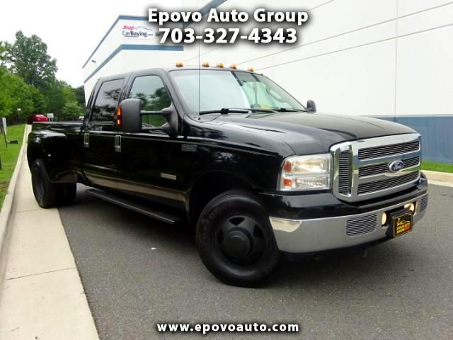 2003 Ford F-350 SD Lariat Crew Cab Long Bed 2WD DRW