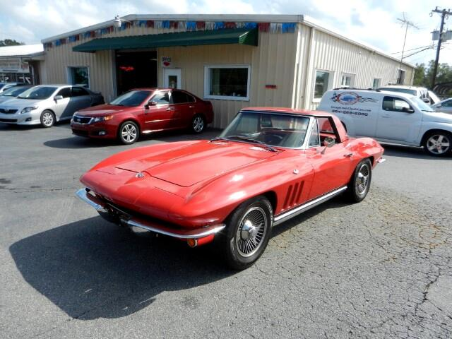 1965 Chevrolet Corvette 2dr Convertible