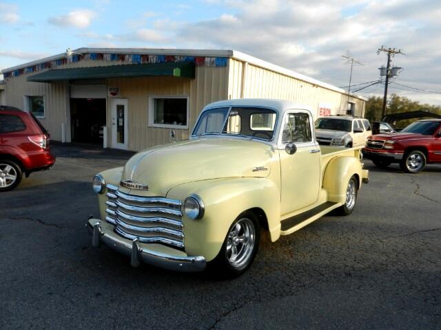 1953 Chevrolet 5 Window