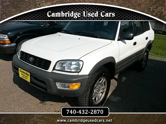 Used 1998 Toyota Rav4 For Sale In Cambridge Oh 43725