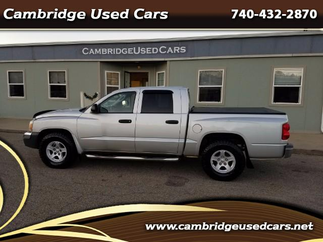 2005 Dodge Dakota QUAD SLT 4x4