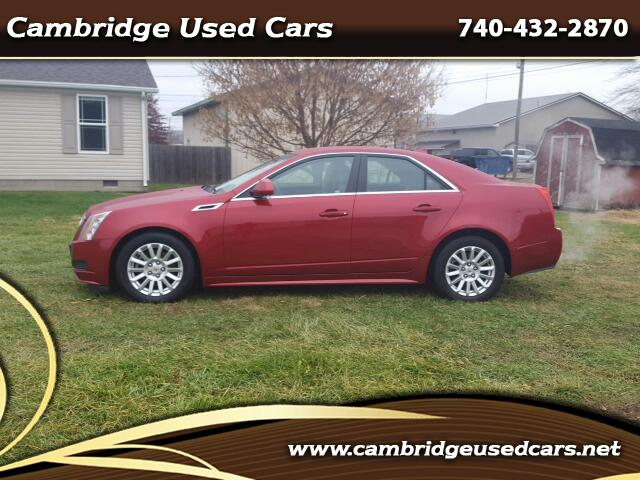 2013 Cadillac CTS LUXURY COLLECTION
