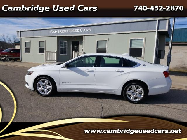 2016 Chevrolet Impala LS (Fleet)