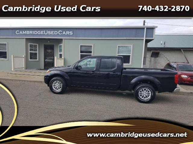 2014 Nissan Frontier SV Crew Cab 4WD LWB