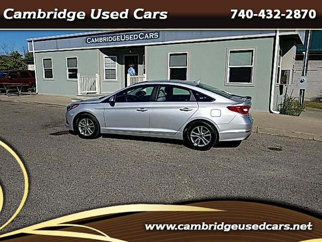 Used 2017 Hyundai Sonata Se For Sale In Cambridge Oh 43725