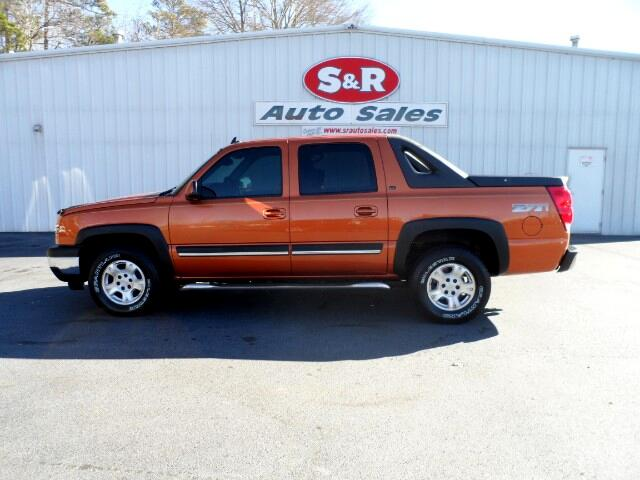 2006 Chevrolet Avalanche LT 4WD