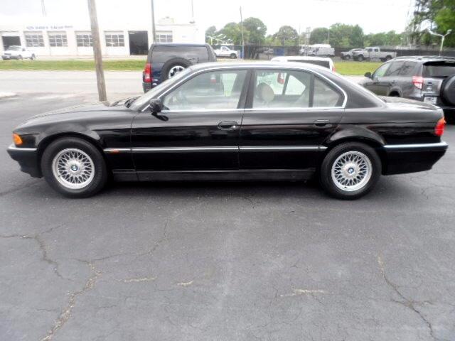 1998 BMW 7-Series 740i