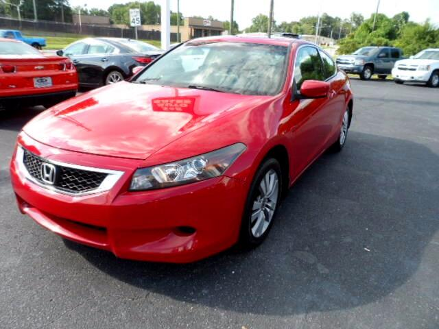 2010 Honda Accord EX-L Coupe AT