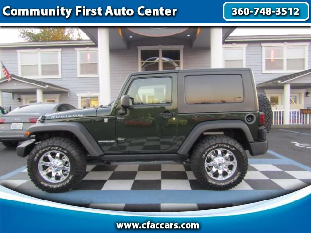 2010 Jeep Wrangler LOADED RUBICON W/ONLY 30K ACTUAL MILES!!