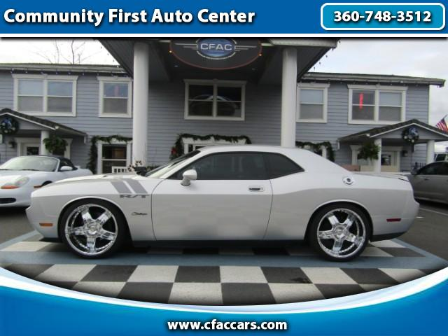 2010 Dodge Challenger R/T CUSTOM HEMI COUPE