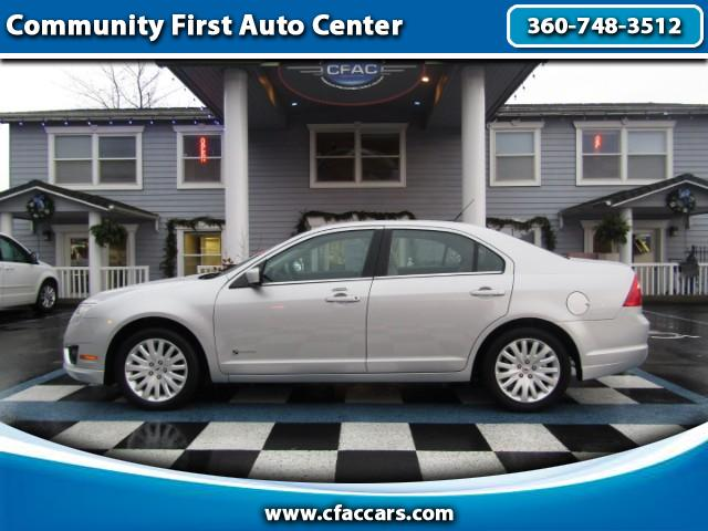 2010 Ford Fusion Hybrid LOADED HYBRID SEDAN W/ONLY 22K ACTUAL MILES!!