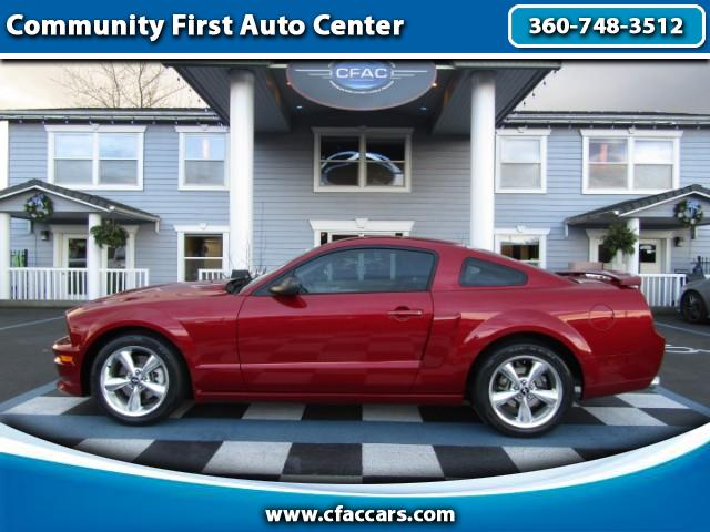 2008 Ford Mustang GT PREMIUM CALIFORNIA SPECIAL