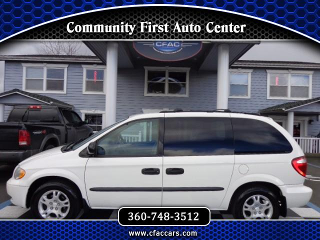 2003 Dodge Caravan SE W/7 PASSENGER SEATING--SUMMER READY--AFFORDABLE