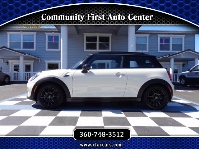 2015 MINI Cooper AUTOMATIC COUPE W/PANORAMA ROOF
