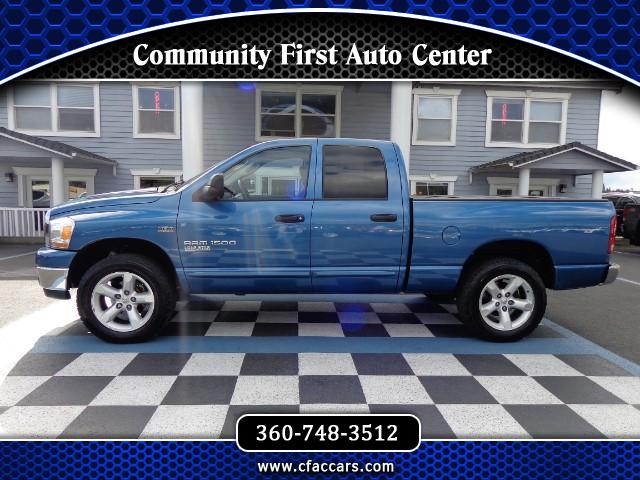 2006 Dodge Ram 1500 SLT QUAD CAB BIG HORN