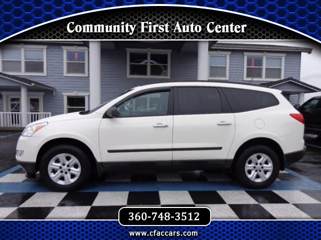 2011 Chevrolet Traverse LS AWD SUV W/ ONLY 20K ACTUAL MILES!!