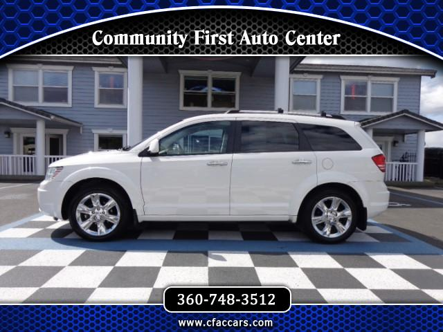 2009 Dodge Journey LEATHER LOADED R/T EDITION W/3RD ROW
