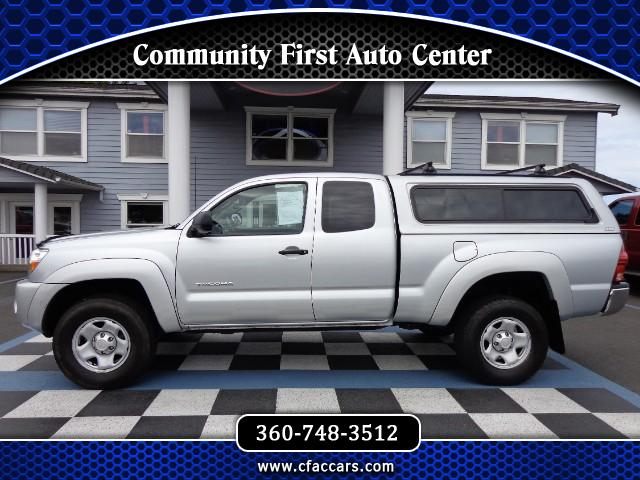 2005 Toyota Tacoma PRERUNNER ACCESS CAB SR5 --CARFAX 1OWNER!!
