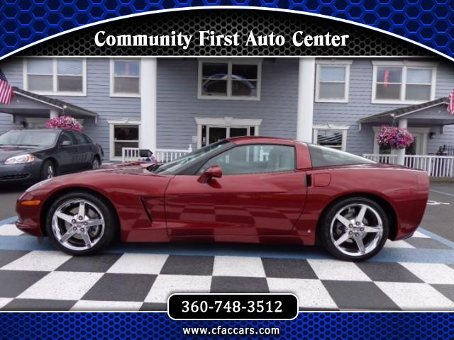 2006 Chevrolet Corvette LT COUPE W/ONLY 6500 ORIGINAL MILES!!