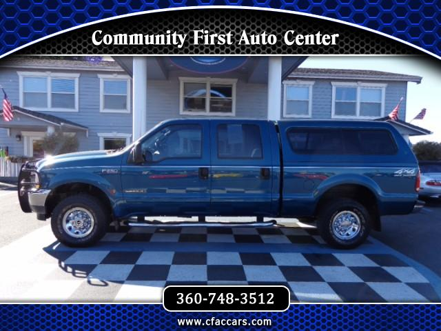 2002 Ford F-250 SD 7.3 POWERSTROKE W/ONLY 81K MILES**USA TRUCK**