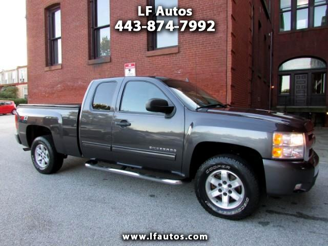 2010 Chevrolet Silverado 1500 LT Ext. Cab Long Box 4WD