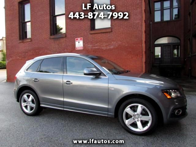 2012 Audi Q5 3.2 Premium Plus quattro