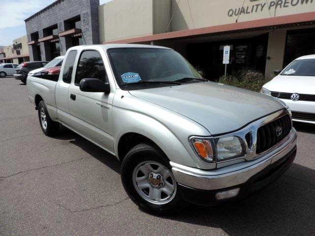 2001 Toyota Tacoma Xtracab 2WD