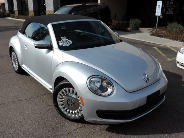 buy here pay here 2015 volkswagen beetle 1 8t pzev convertible for sale in phoenix az 85027 101. Black Bedroom Furniture Sets. Home Design Ideas