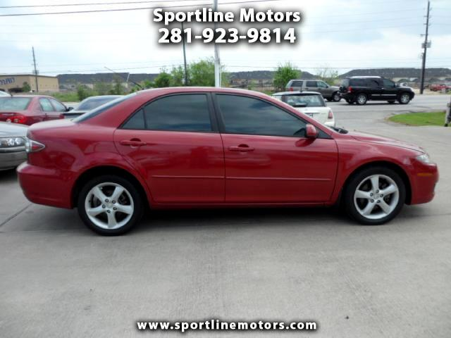 used 2006 mazda mazda6 s sports sedan sport for sale in