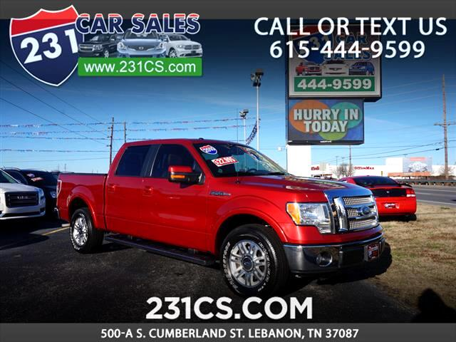 2010 Ford F-150 Lariat 2WD 145WB