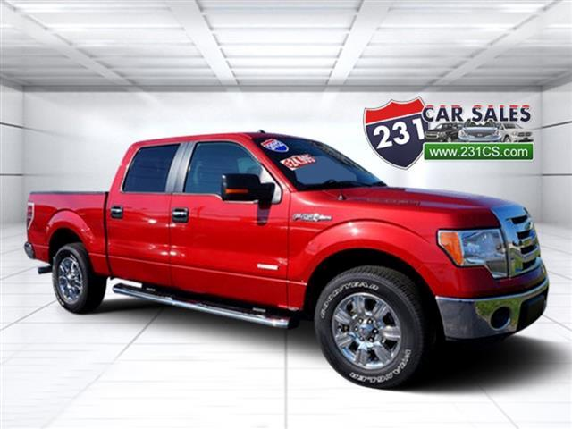 2012 Ford F-150 XLT Supercrew 3.5L Turbo