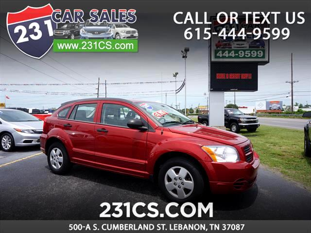 2007 Dodge Caliber FWD