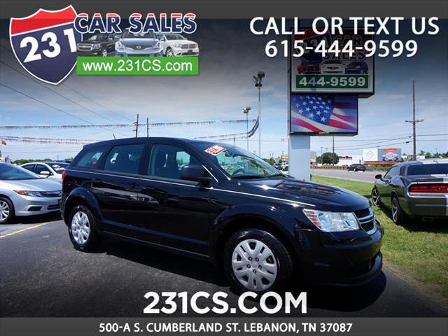 2014 Dodge Journey American Value Pkg FWD