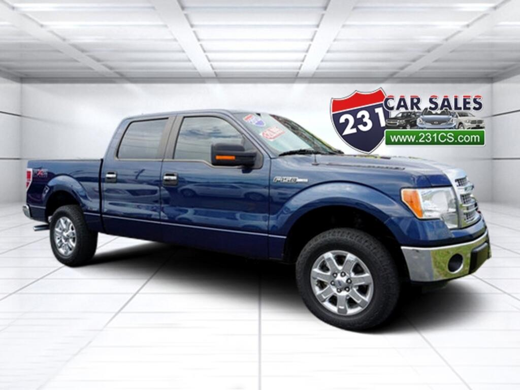 2013 Ford F-150 Supercrew XLT 5.0L