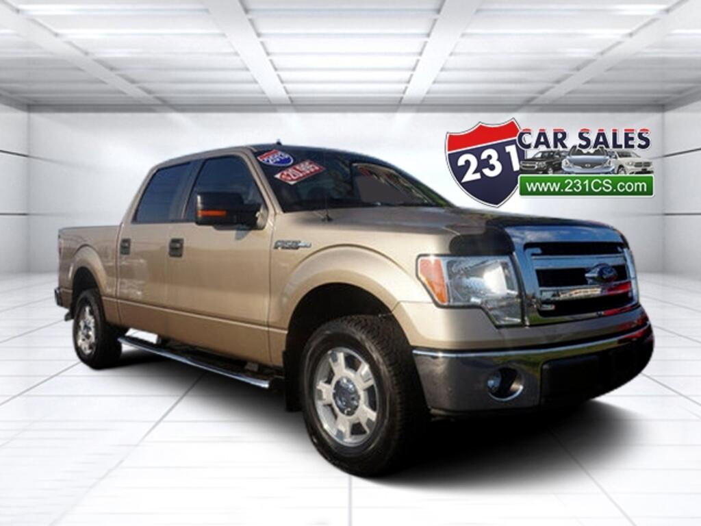 2013 Ford F-150 Super Crew XLT 2WD