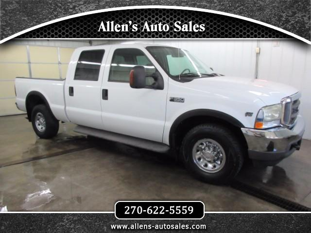 2004 Ford F-350 SD XLT Crew Cab Short Bed 2WD