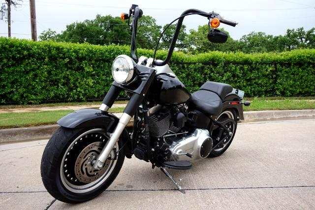 2011 Harley-Davidson FLSTFB Fat Boy Low
