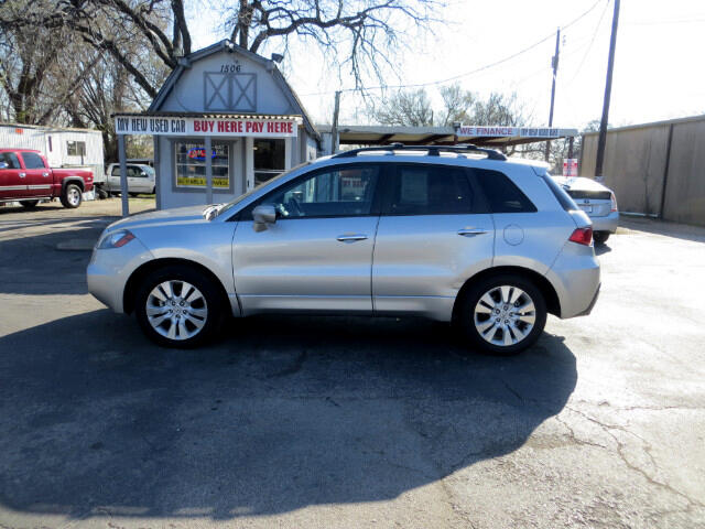 2010 Acura RDX 5-Spd AT with Technology Package