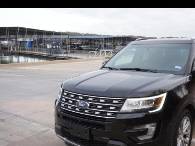 2016 Ford Explorer Limited 4-Door 2WD