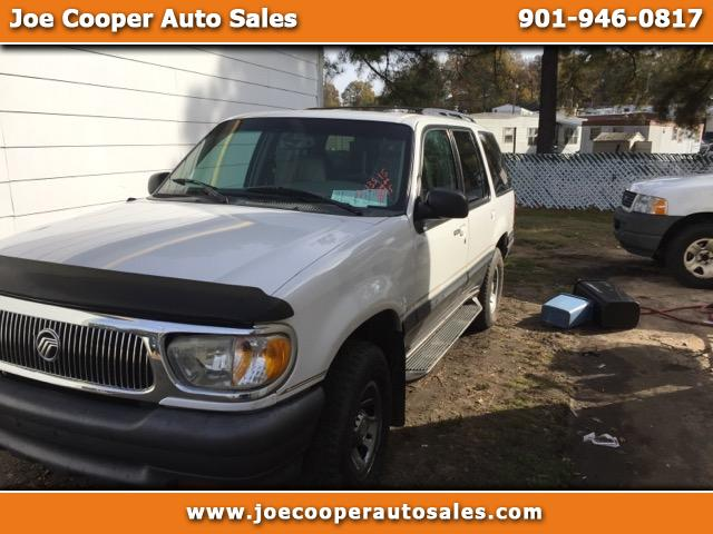 1998 Mercury Mountaineer AWD