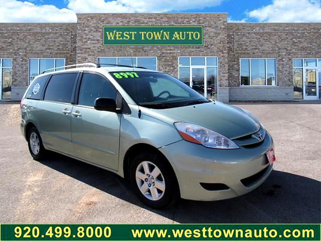 2009 Toyota Sienna 5dr 7-Pass Van LE AAS FWD (Natl)