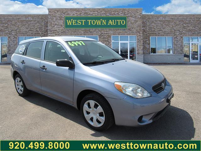 2005 Toyota Matrix XR 2WD