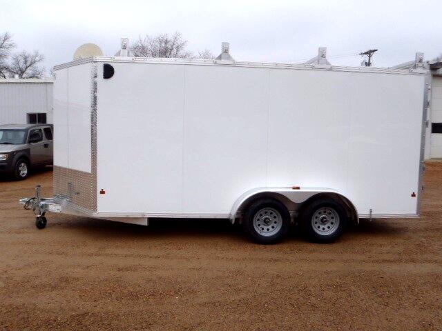 2017 E-Z Hauler Standard Cargo Ultimate Contractor